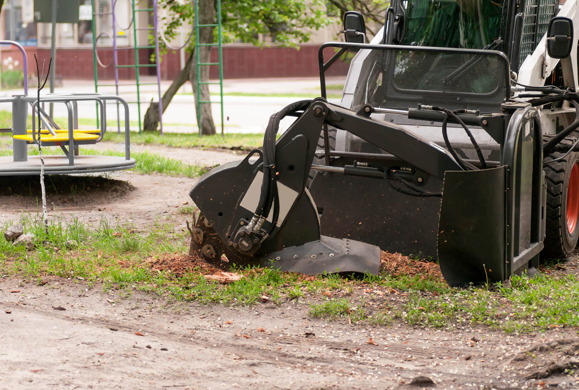 river ridge stump grinding and removal - Big Easy Tree Removal